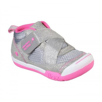 Grey Hot Pink - Infant Girls' Flex Play - Early Start