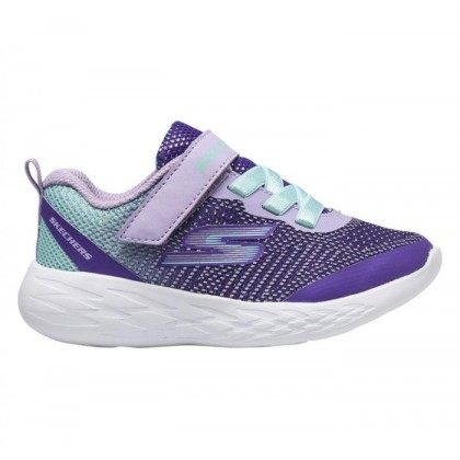 Lavender/Multi - Infant Girls' Skechers GOrun 600 - Dazzle Strides