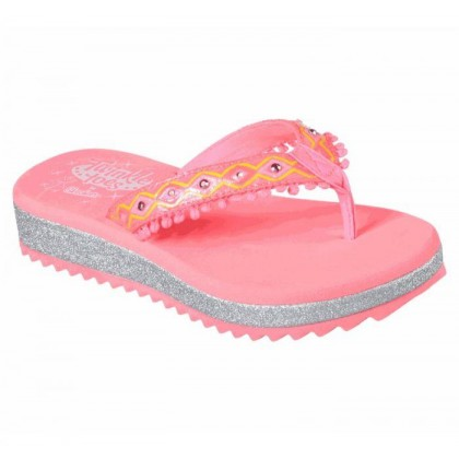 Coral/Multi - Infant Girls' Twinkle Toes: Twinkle Shine