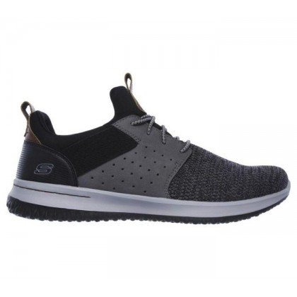 Black/Grey - Men's Delson - Camben