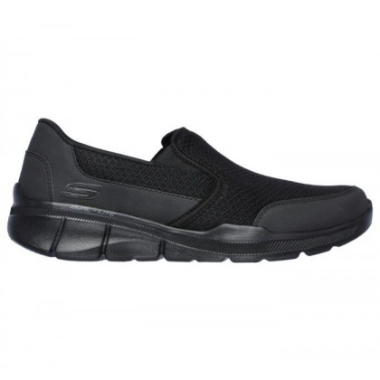 Black/Black - Men's Relaxed Fit: Equalizer 3.0 - Bluegate Wide Fit