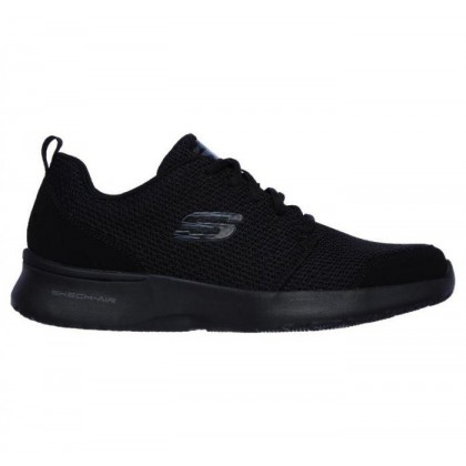 Black/Black - Men's Skech-Air Dynamight - Vendez