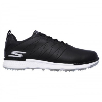 Black White - Men's Skechers GO GOLF Elite V.3