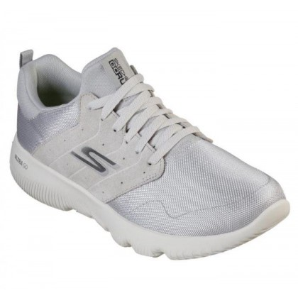Light Grey - Men's Skechers GOrun Focus