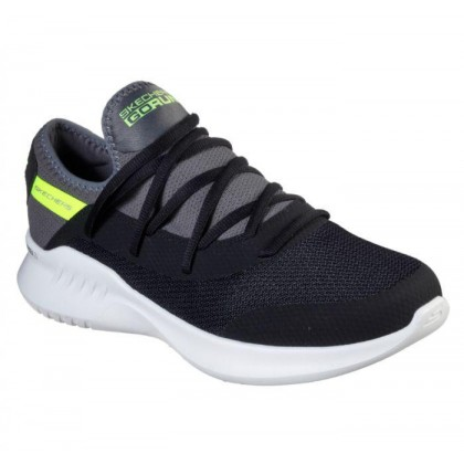 Black/Yellow - Men's Skechers Gorun MOJO 2.0 - Endurable