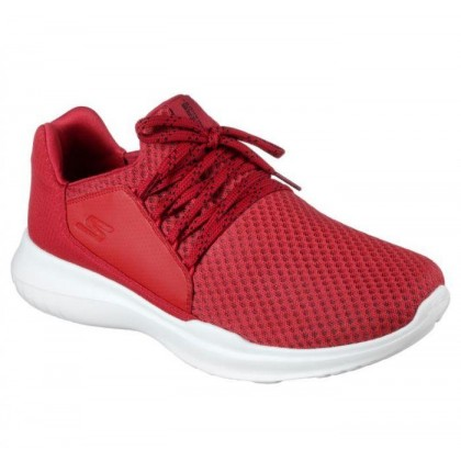 Red - Men's Skechers GOrun Mojo - Thrust