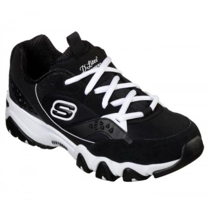 Black/White - Women's D'Lites 2 - Dreamful