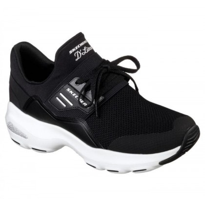 Black/White - Women's D'Lites Ultra - Take A Stand