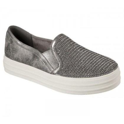 Pewter - Women's Double Up Shiny Dancer