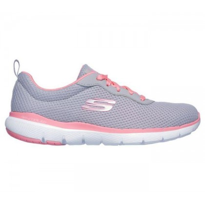 Light Grey/Hot Pink - Women's Flex Appeal 3.0 - First Insight