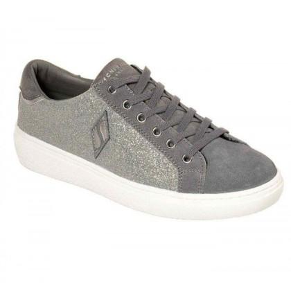Grey/Silver - Women's Goldie - Glitter Kicks