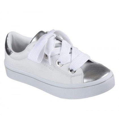 White Silver - Women's Hi-Lites - Medal Toes