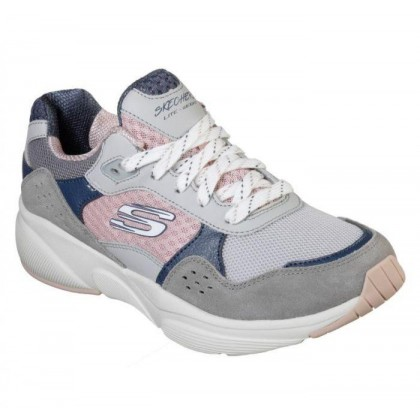 Grey/Pink - Women's Meridian - Charted