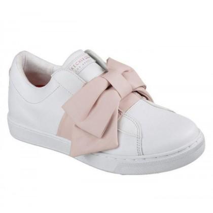 White Pink - Women's Prima - Little Bow