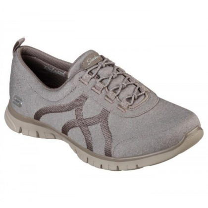 Taupe - Women's Relaxed Fit: EZ Flex Renew