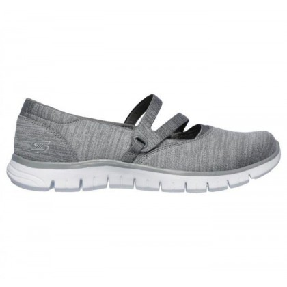 Grey - Women's Relaxed Fit: EZ Flex Renew - Make It Count