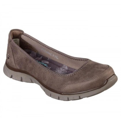 Dark Taupe - Women's Relaxed Fit: EZ Flex Renew - Sweet Picture