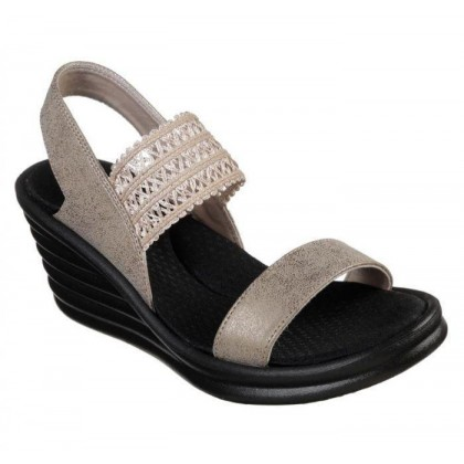 Taupe - Women's Rumblers Wave - Chez Chic