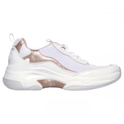 White/Rose Gold - Women's Savona