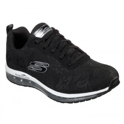 Black/White - Women's Skech-Air Element - Walkout