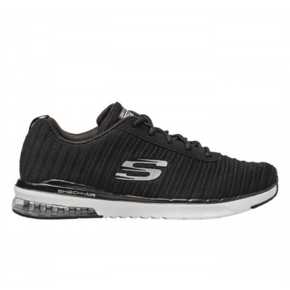 Black - Women's Skech-Air Infinity