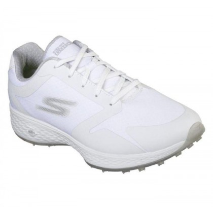 White - Women's Skechers GO GOLF Eagle - Relaxed Fit