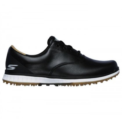 Black/White - Women's Skechers GO GOLF Elite V.2 - Adjust