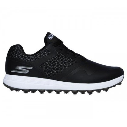 Black/White - Women's Skechers GO GOLF Max