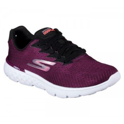 Raspberry - Women's Skechers GOrun 400 - Sole