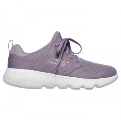 Mauve - Women's Skechers GOrun Focus - Take Off
