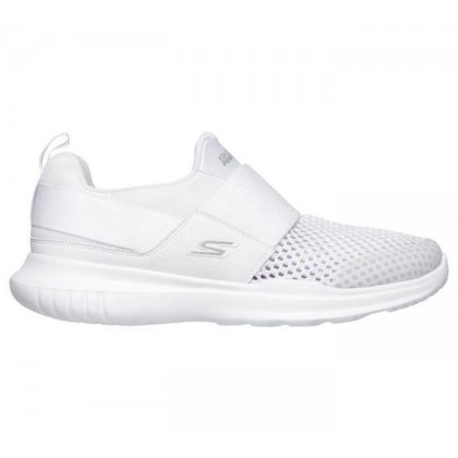 White - Women's Skechers Gorun Mojo