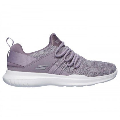 Mauve - Women's Skechers GOrun Mojo - Facilitate