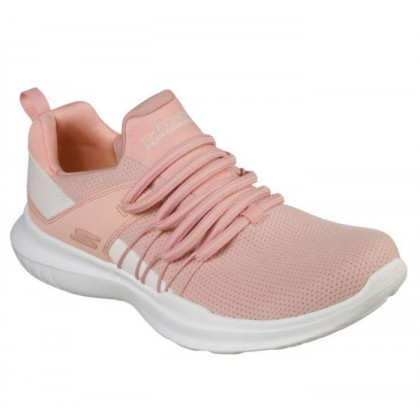 Peach - Women's Skechers GOrun Mojo - Reactivate