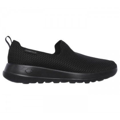 Black/Black - Women's Skechers GOwalk Joy