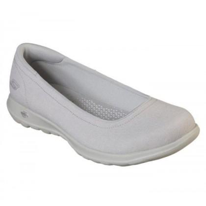 Grey - Women's Skechers GOwalk Lite - Endear