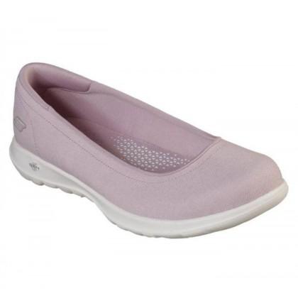 Lilac - Women's Skechers GOwalk Lite - Endear