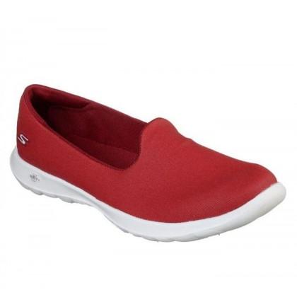 Red - Women's Skechers GOwalk Lite - Felicity
