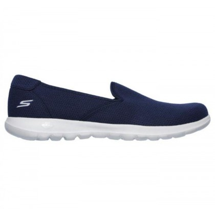 Navy - Women's Skechers GOwalk Lite - Heavenly