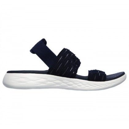 Navy White - Women's Skechers On the GO 600