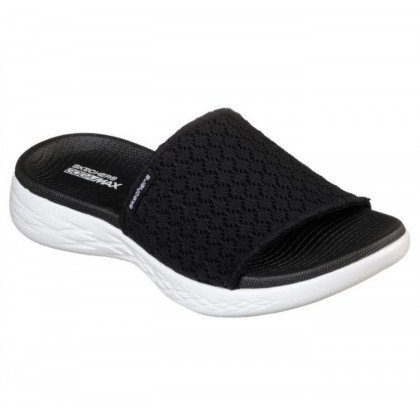 Black/White - Women's Skechers On the GO 600 - Stellar
