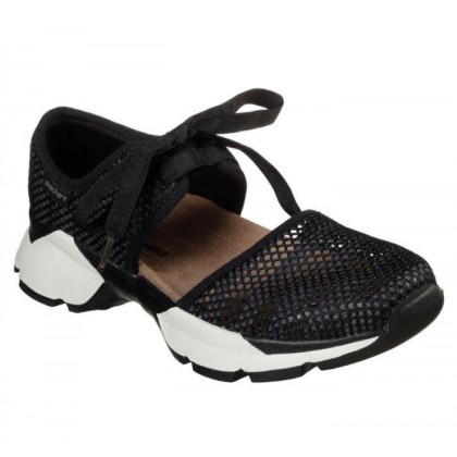Black/Grey - Women's Skechers ONE Bora - Chantilly