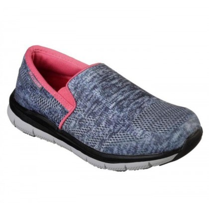 Blue Grey - Women's Work Relaxed Fit: Comfort Flex Pro HC SR