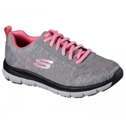 Grey Pink - Women's Work Relaxed Fit: Comfort Flex Pro HC SR