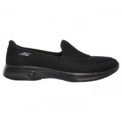 Black/Black - Womens GOwalk 4 - Propel