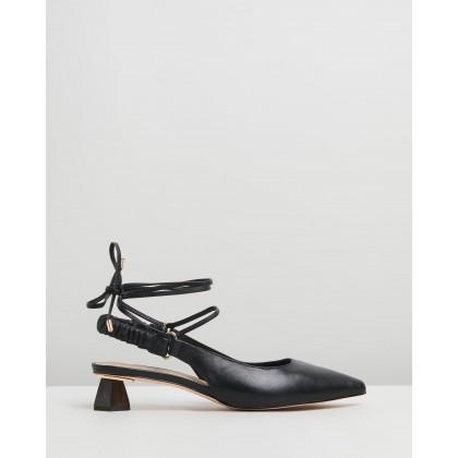 Porter Black Leather by Skin