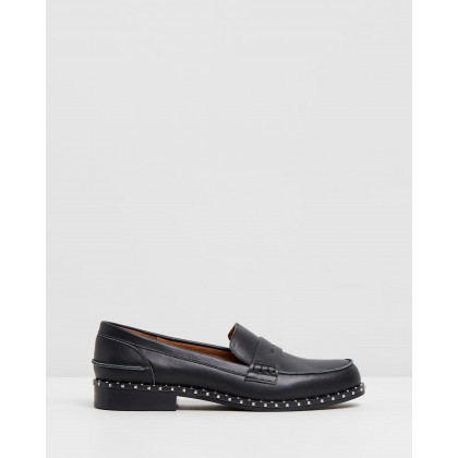 Lloyd Loafers Black by Sol Sana