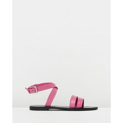 Gia Sandals Flamingo by Sol Sana