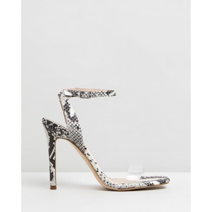 Late Natural Snake by Steve Madden