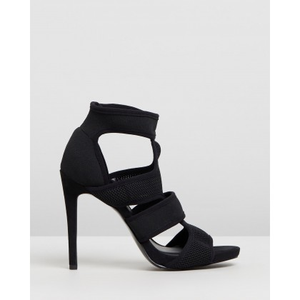 Linked Black by Steve Madden