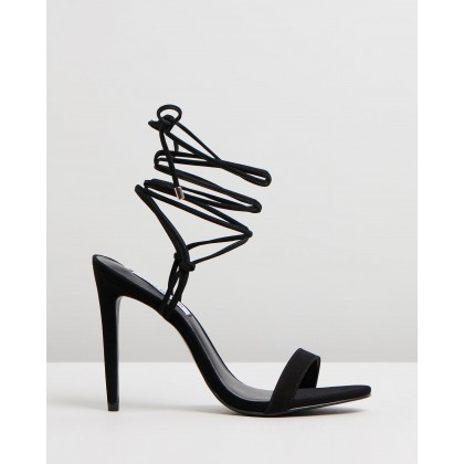 Level Black by Steve Madden